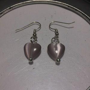 HYPO-ALLERGENIC Classic Heart Earrings!